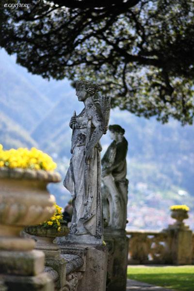 statue-Balbianello